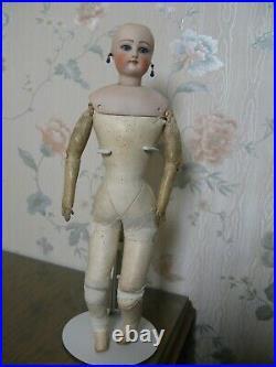 14 Antique French Fashion Doll Circa 1890 (f. G.)