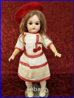 14 Antique German Simon Halbig 1079 DEP Bisque Socket Head Doll