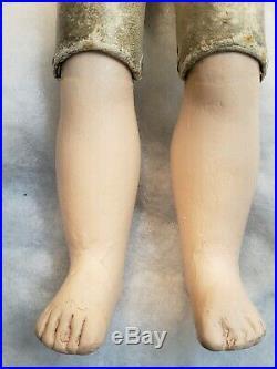 14 inch Bru Jeune antique doll
