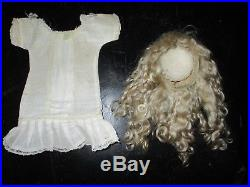 16 Highly Desirable Kestner XI Pouty Doll Original Chemise