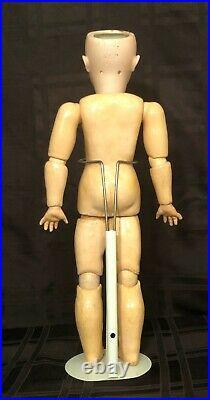 18 RARE Simon & Halbig Mold # 1109 Antique German Bisque Doll