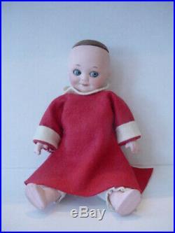 1900 Armand Marseille 8.5 Bisque Head Googly Eye Doll 323 Germany A 6/0 M