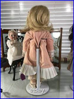 19 Antique German Bisque Head 245 Kestner Hilda Doll Rare Toddler Body