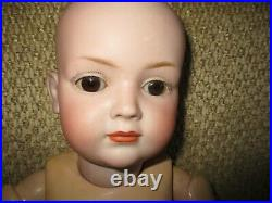 22 Beautiful Kley & Hahn Character Doll Model #546