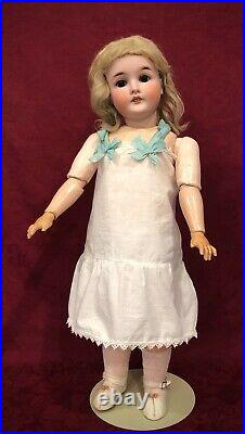 23 Antique Queen Louise Bisque Doll by Armand Marseille