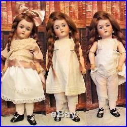 24 Rare Antique German Doll Handwerck Simon Halbig Mold 69