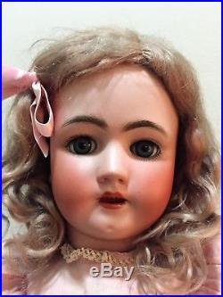 25 Antique SIMON & HALBIG, HANDWERCK Character Child