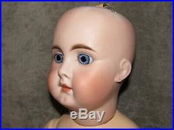 26 Bahr & Proschild 204 Sonnenberg DollC/MBlue Spiral Pwt EyesBru Jne Face