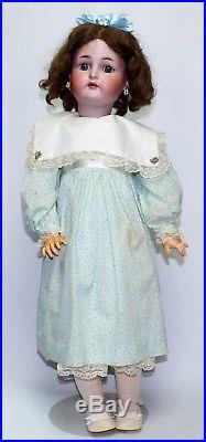 29 Antique German Bisque Kammer & Reinhardt Simon & Halbig 76cm Child Dolls