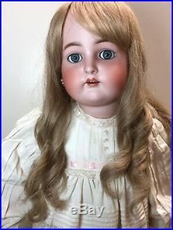 29 Antique German Simon/Halbig Kammer & Reinhart 76 Bisque Doll Amazing #SF3