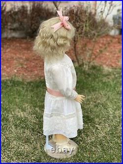 30 1349 Jutta Simon and Halbig German Character Antique Doll