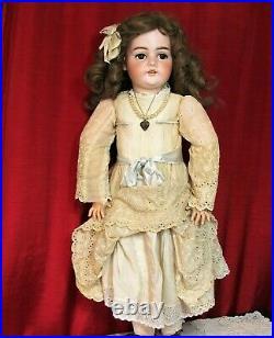 31 Huge Antique German Doll Simon Halbig SH DEP 1079