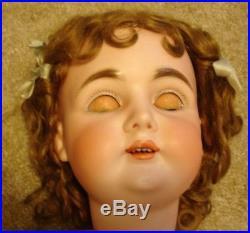 32 Antique Kestner 164 Wonderful Large Size Doll