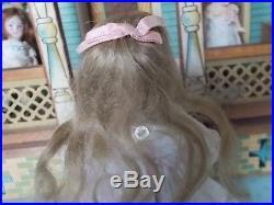 5 Antique All Bisque Kestner Doll