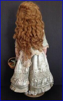 75 Stunning S&H 1249 Antique Santa Doll by Simon and Halbig German Bisque