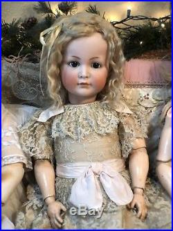 ADORABLE! 27 Kammer & Reinhardt 117/A Mein Leibling Antique German doll