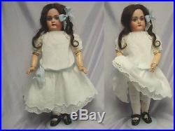 ANTIQUE Heinrich Handwerck 17 Child Doll 79 ADORABLE