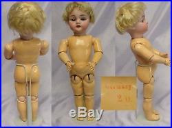 ANTIQUE Kestner 143 Child Doll 12 PERFECT SIZE