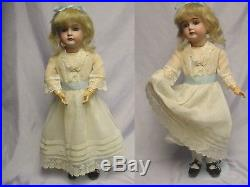 ANTIQUE Kestner 174 Child Doll 18 STUNNING