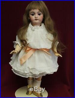 ANTIQUE Simon & Halbig 1039 DEP Child Doll EXQUISITE 18