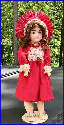 Absolutely Stunning Antique Kestner 28 inch Doll