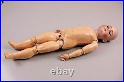 Adorable 25 Simon & Halbig / C. M. Bergmann Bisque Child Doll