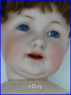 Adorable Estate Fresh 16 Kestner 220 Character With Toddler Body