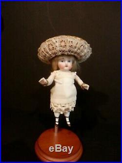 All Bisque 5 Antique/Vintage Doll