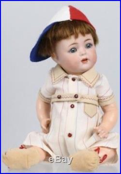 Antique 10 Kammer & Reinhardt 121 Baby Doll KR Simon & Halbig Doll