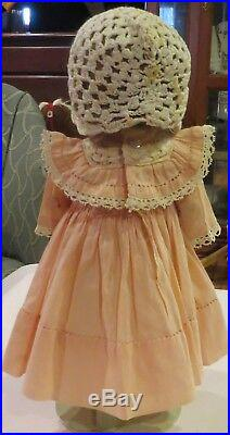 Antique 13 German Bisque Gebruder Heubach 8420 Doll withFully Jointed Orig Body