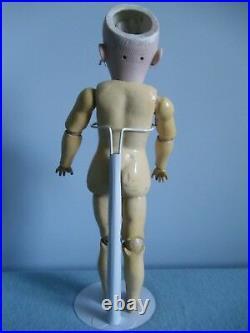 Antique 18 Cabinet Size Handwerck 119 Bisque Head Doll