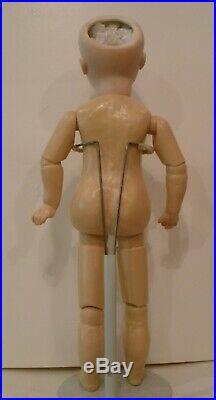 Antique 19 Sonneburg German doll for French market