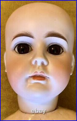 Antique 20 225 Bahr Proschild Belton Perfect German Bisque Doll
