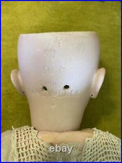 Antique 20 German Bisque 69 Handwerck on Marked Fully Compo Jointed Body