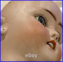 Antique 21 1078 Simon Halbig German Bisque Doll