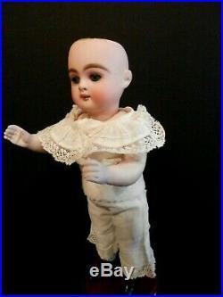 Antique All Bisque Petite Kestner Doll 9