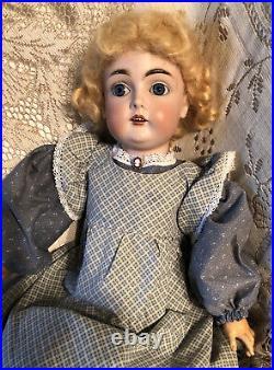 Antique Bisque Doll JDK Kestner 167