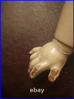 Antique Doll French Toddler 18 Body 24 Doll