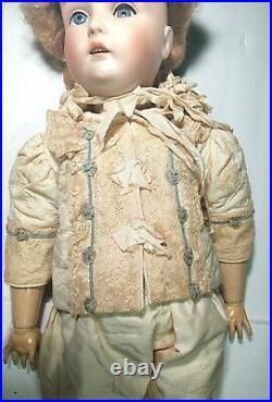 Antique Doll German Bisque 26 Kestner 171 Bj Body