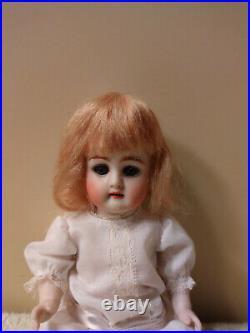 Antique Fine 7 Orig All Bisque Kestner 130 orig Wig Bl/Sl/ Eyes Jtd Arms & Legs