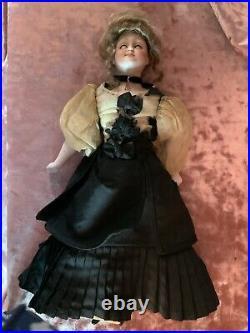 Antique German 10gibson Girl. Mold 172. J D Kestner. All Original