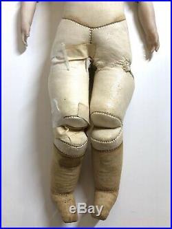 Antique German 16 Simon Halbig 769  Bisque Head Doll