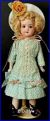 Antique German Armand Marseille 11 Florodora Doll Bisque Head Cloth Body