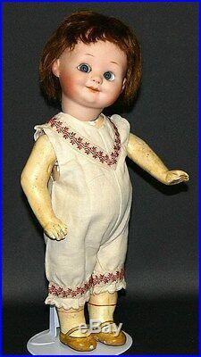 Antique German Bisque Doll #323