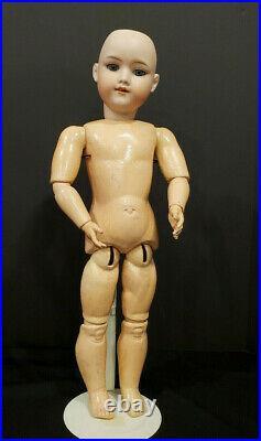 Antique German Bisque Doll Armand Marseille 390n