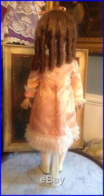 Antique German Bisque Doll George Borgfeldt