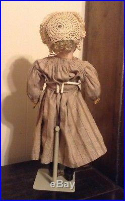 Antique German Doll Kestner 152 16 Inches Tall