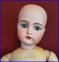 Antique German KR Kammer Reinhardt Simon Halbig 80 Doll LARGE 31 Super Cute