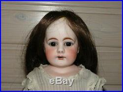 Antique German doll Bahr & Preschild 309. B&P. 18. Bru like body