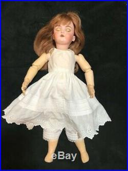 Antique Handwerck 17 Porcelain Doll